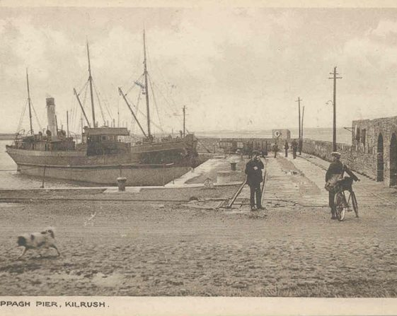 Cappagh Pier, Kilrush 1918 | ClareCoCo