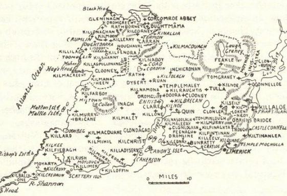 Clare Placenames