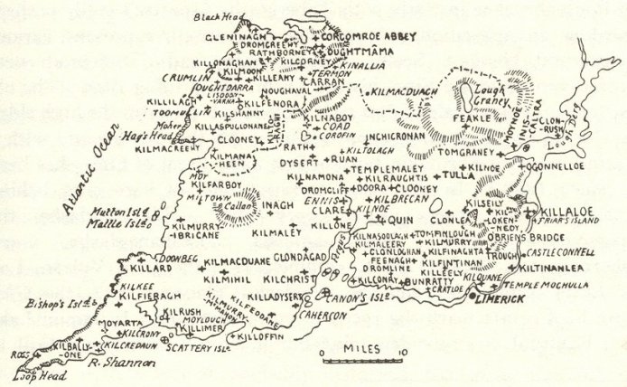Ancient Parishes in County Clare | ClareCoCo