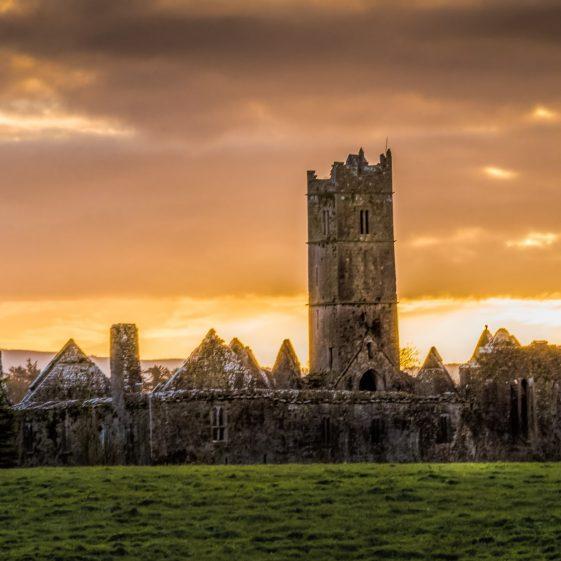 Quin Abbey, Quin | ClareCoCo
