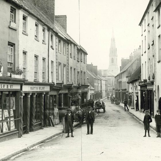 O'Connell Street, Ennis   ClareCoCo