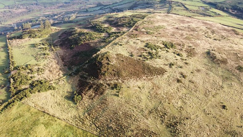 Formoyle Hill Fort Aerial View | Gary Corrigan Drone Photography