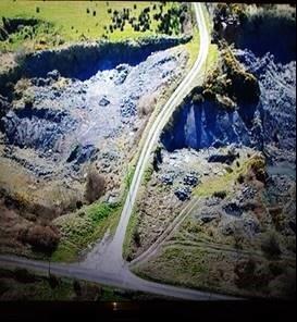 Knockerra Quarry   Photo courtesy of the Troy Family