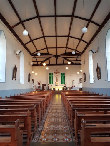 Interior of St Mary's Church | Ann Marie Meaney