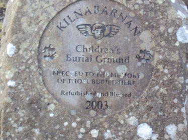 Kilnabarnan Memorial Stone | Christina O'Driscoll