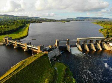 Parteen Weir Hydro Dam | Damien Carmody