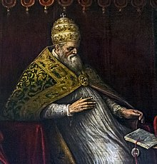Pope Honorious III | https://upload.wikimedia.org/wikipedia/commons/ CC BY-SA 4.0