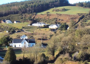 View of Upper Ballyloughnane | Christina O'Driscoll