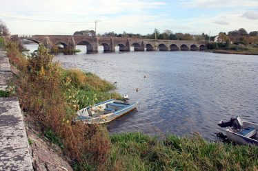 View of bridge in the village | Joe McArthur