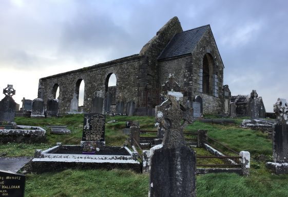 A Tour of Historic Buildings in Tulla, County Clare