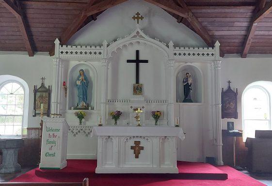St Johns Church Cratloe, County Clare