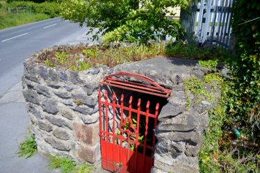 Saint Patricks Well, Ieverstown   James Feeney