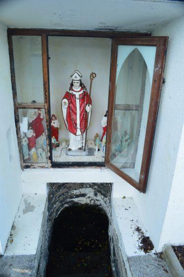 Saint Senan's, Naomh Sheanáin Holy Well, Erribul | James Feeney