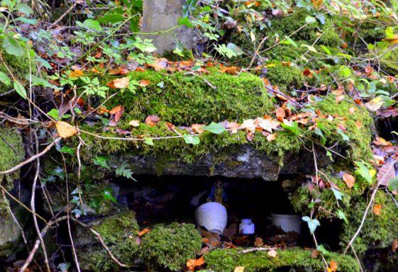 Saint Dara's Well, Saint Daragh's Well, Knocknakilla