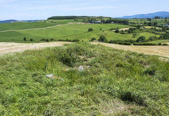 Knockaunboy Holy Well, also known as Saint Mochonna's Well, Fairhill