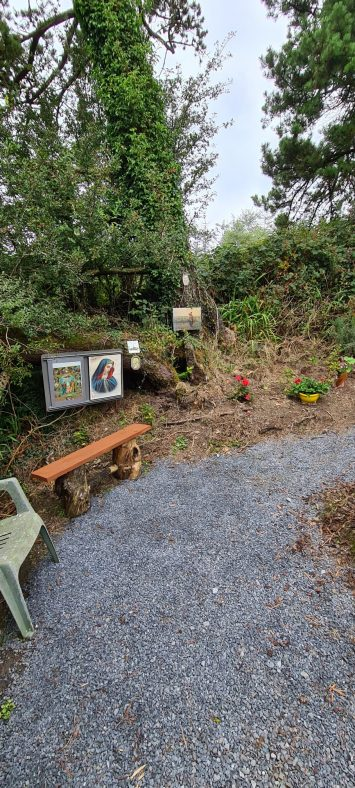 Saint Augustine's Holy Well, Garrynagry