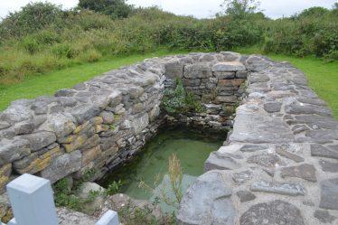 Tobersenan, Tobar Sheanáin, Scattery Island | James Feeney