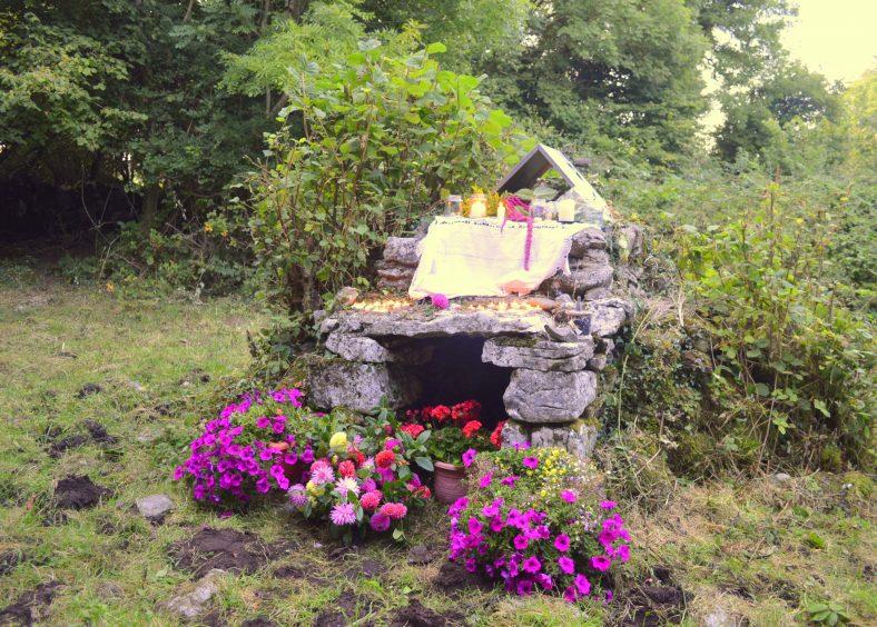 Saint Michael's Holy Well, Tobar Mhichíl, Kilbreckan