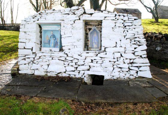 Saint Augustine's Well, Carrowkeel