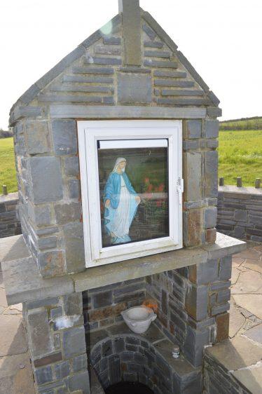 Our Lady's Well or Tobermurry, Tobar Muire, Kilmacduane | James Feeney