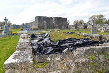 Tobereenateampall, The Little Well of the Church, Teampall na Deirce, Seanballysallagha | James Feeney