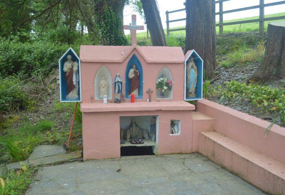 Saint Breckan's, Saint Brickan's Holy Well, Crovraghan
