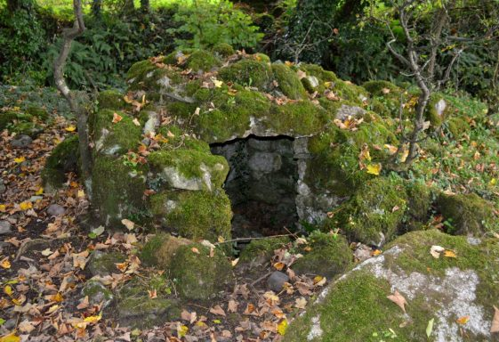 Kilvoydan Holy Well, Kilvoydan South
